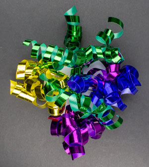 Ribbon Bursts - Fun Colors