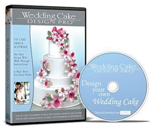 Wedding Cake Design Programs Free : Product Detail (Wedding Cake Design Pro 3-D Software)