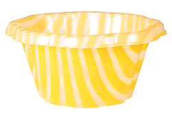 Joy Gelato Cup - 80cc (Yellow/White)