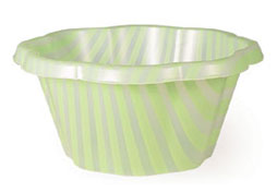 Joy Gelato Cup - 130cc (Green/White)