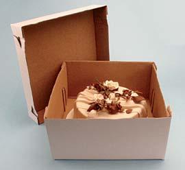 Product Detail (Cake Box - 18 X 18 X 7 (2 Pc))