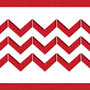 Stencil: Wide Chevron