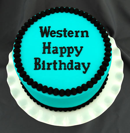 Western Happy Birthday