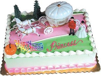 Product Detail (Cinderella s Coach Cake Kit)