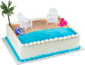 Retirement Cake Clip Art : Product Detail (Happy Retirement Cake Kits)