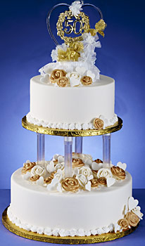 Product Detail Golden Tiers Topper