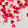 Mini Heart Quins - Red/White/Pink - 5 lbs.