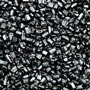 Metallic Black Pearl Sugar Rocks - 1 Lb.