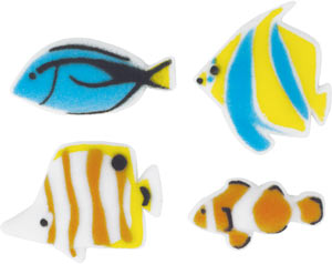Reef Fish Assorted Sugars