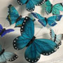 Butterfly Cake Deco Set-Something Blue!